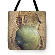 Jellyfish Tote Bag by Carlos Caetano