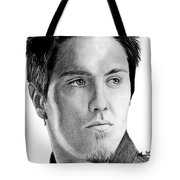 Jeremy Dunn Tote Bag by Kayleigh Semeniuk