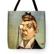 Jess Of The Bar Z Tote Bag by Aged Pixel