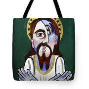 Jesus Christ Superstar Tote Bag by Anthony Falbo
