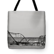 Jet Star  Tote Bag by Terry DeLuco