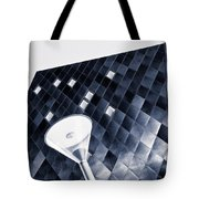 Jewish Museum Tote Bag by Dave Bowman