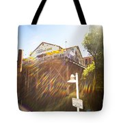 Joes Tote Bag by Cheryl Young