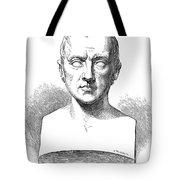 Johann Kaspar Spurzheim Tote Bag by Granger