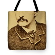 John Wilkes Booth Tote Bag by Anonymous