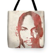Jordan Tote Bag by Paulette B Wright