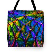 Journey 20130511v1 Square Tote Bag by Wingsdomain Art and Photography