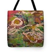 Journey Forth Tote Bag by Allan P Friedlander