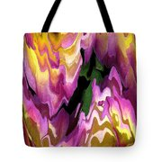 Jowey Gipsy Abstract Tote Bag by J McCombie
