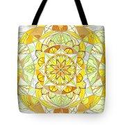 Joy Tote Bag by Teal Eye  Print Store
