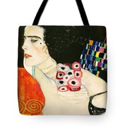 Judith II Tote Bag by Gustav Klimt