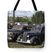 Junk Or Treasure Tote Bag by Daniel Hagerman
