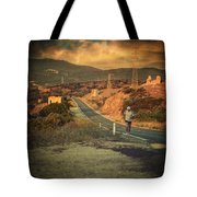 Just A Dream Tote Bag by Taylan Apukovska