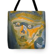 Just another Face Tote Bag by Shea Holliman
