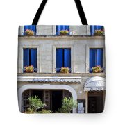 Just Before Lunch Tote Bag by Georgia Fowler