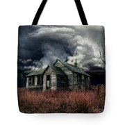 Just before the Storm Tote Bag by Aimelle