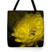 Just Call Me Mellow Yellow  Tote Bag by Saija  Lehtonen