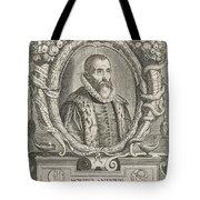 Justus Lipsius, Belgian Scholar Tote Bag by Photo Researchers