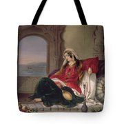Kandahar Lady Of Rank Tote Bag by James Rattray