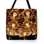 Keep Shining Tote Bag by Rory Sagner
