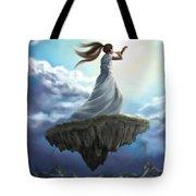 Kingdom Call Tote Bag by Tamer and Cindy Elsharouni