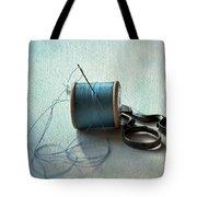 Kingfisher Blue Tote Bag by Jan Bickerton