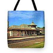 Kirkwood Station Tote Bag by Marty Koch