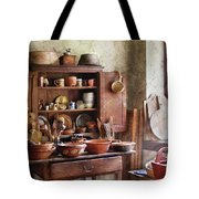 Kitchen - For the Master Chef  Tote Bag by Mike Savad