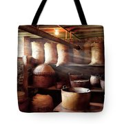 Kitchen - Storage - The Grain Cellar  Tote Bag by Mike Savad