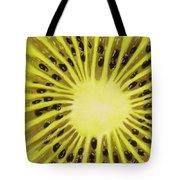 Kiwi Tote Bag by Anastasiya Malakhova