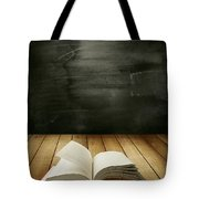Knowledge Tote Bag by Les Cunliffe
