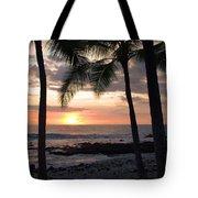 Kona Sunset Tote Bag by Brian Harig