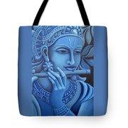 Krishna Tote Bag by Vishwajyoti Mohrhoff