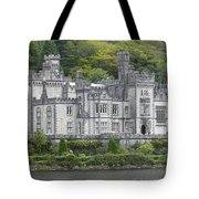 Kylemore Abbey Tote Bag by Mike McGlothlen
