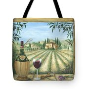 La Dolce Vita Tote Bag by Marilyn Dunlap