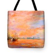 La Florida Tote Bag by AnnaJo Vahle