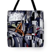La Rive Gauche Tote Bag by Catherine Abel