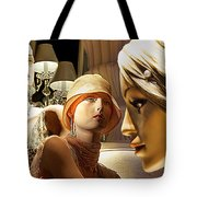 Ladies of Rodeo Drive Tote Bag by Chuck Staley