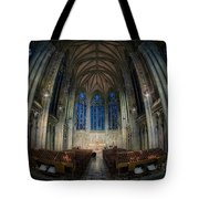 Lady Chapel At St Patrick's Catheral Tote Bag by Jerry Fornarotto