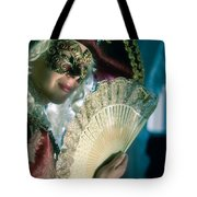 Lady Of Renaissance Tote Bag by Zina Zinchik