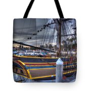 Lady Washington Tote Bag by Heidi Smith