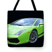 Lambourghini Salamone Tote Bag by Allen Beatty
