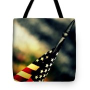 Land Of The Free - 2 Tote Bag by Susanne Van Hulst