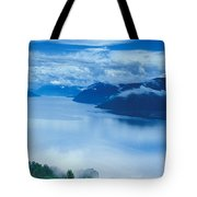 Landscape Tote Bag by Anonymous