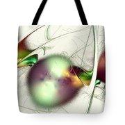 Latent Images Tote Bag by Anastasiya Malakhova