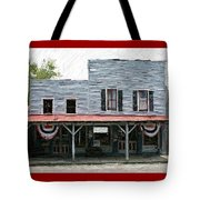 Latimore's Store - Perryville Ky Tote Bag by Thia Stover
