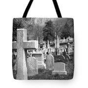 Laurel Hill Tote Bag by Jennifer Lyon