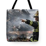 Leading Through Chaos Tote Bag by Mountain Dreams
