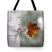leaf Tote Bag by Joana Kruse