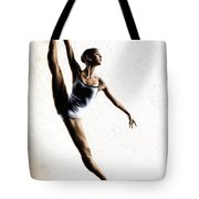 Leap Of Faith Tote Bag by Richard Young